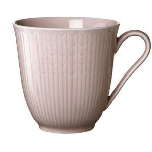 Mugg rosa Rörstrand Swedish Grace Myhome